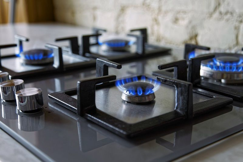 Best Gas Cooktops With Downdraft